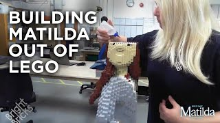 LEGO Matilda Time Lapse | Matilda The Musical