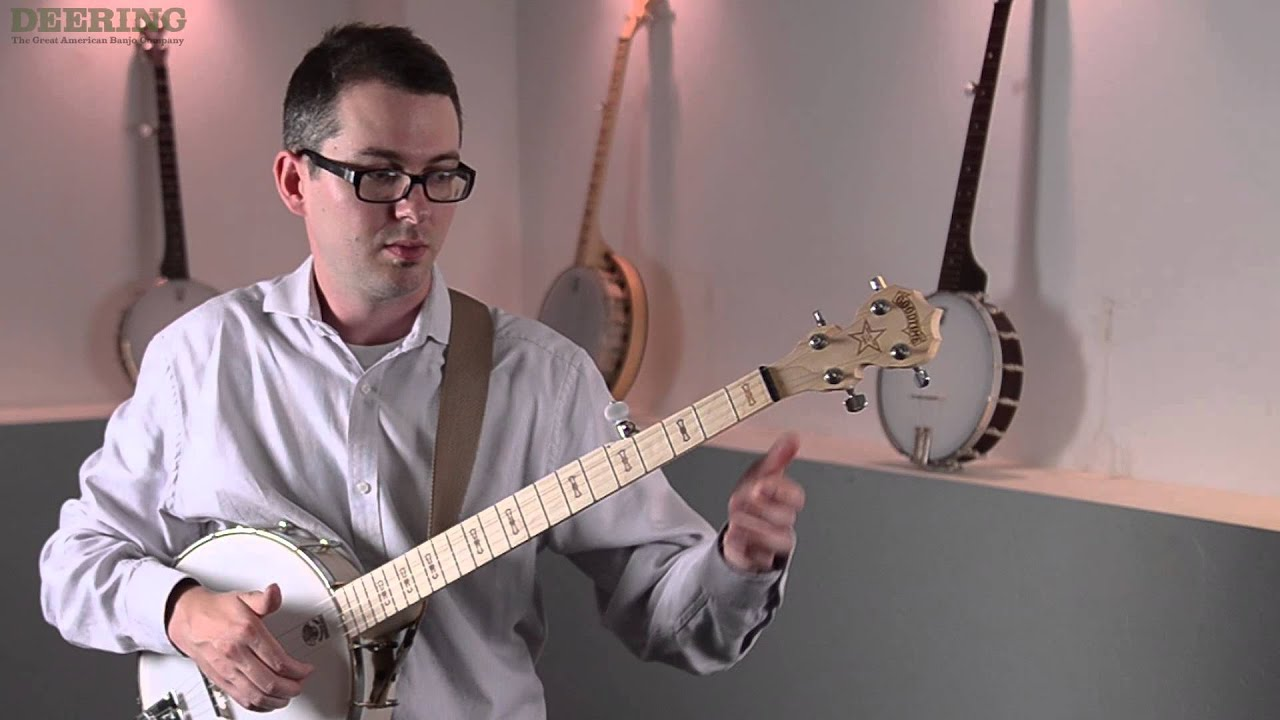 Beginning 5 string banjo pt 4 the c chord youtube beginning 5 string banjo pt 4 the c chord hexwebz Image collections
