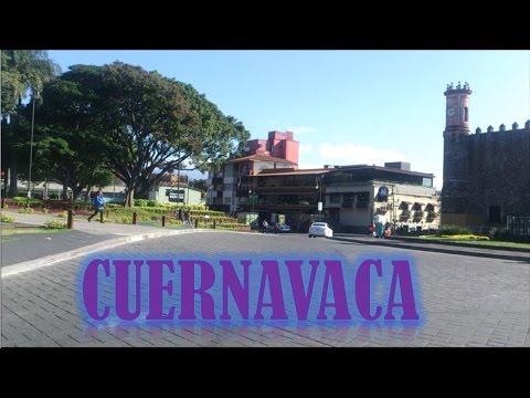 Recorrido Por El Centro De Cuernavaca Morelos
