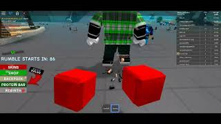 Perdere in Royal Rumble!!! - ROBLOX