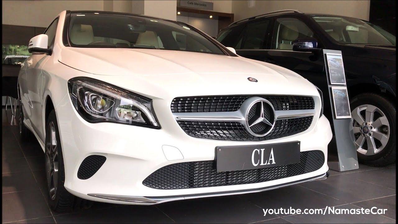 Mercedes Benz Cla 200 D 2017 Real Life Review