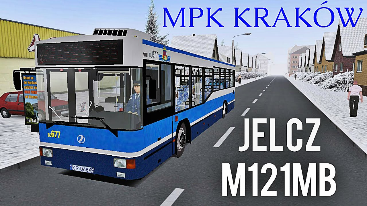 omsi jelcz m121