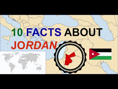 ▶10 Interesting Facts About Jordan◀