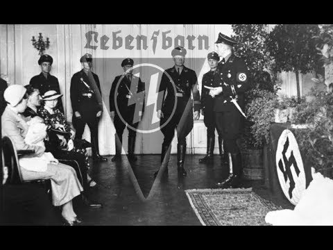 History's Mysteries - Hitler's Perfect Children: The Lebensborn