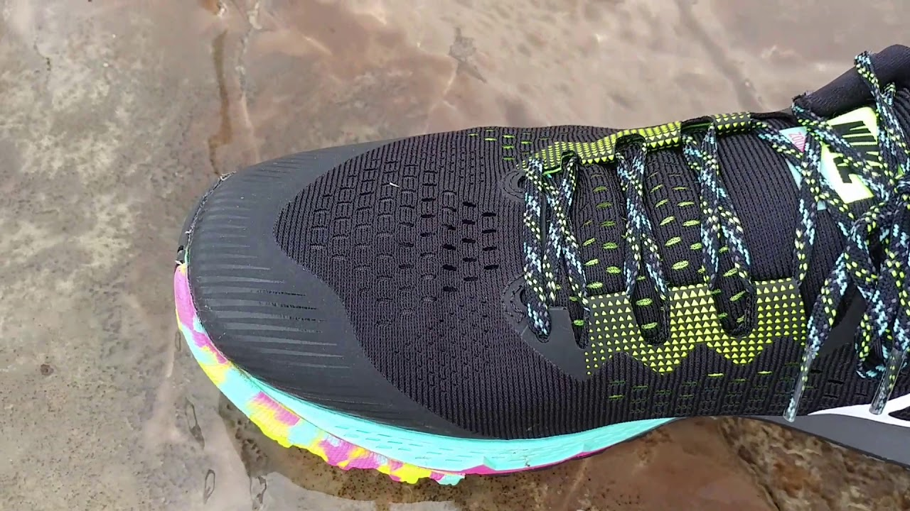e6f7f501d93d5 Nike Zoom Kiger 4 Review and Hiking with Trailing Shoes - YouTube