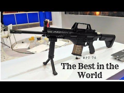World's Best Rifle  - MPT 76 -