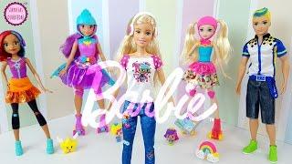 Barbie Video Game Hero nuevas Muñecas de la película