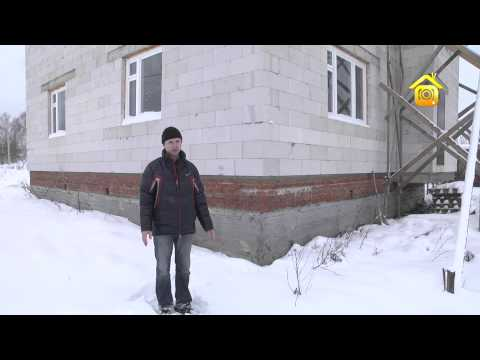 Дом из газобетона - своими руками и без лишних затрат // FORUMHOUSE