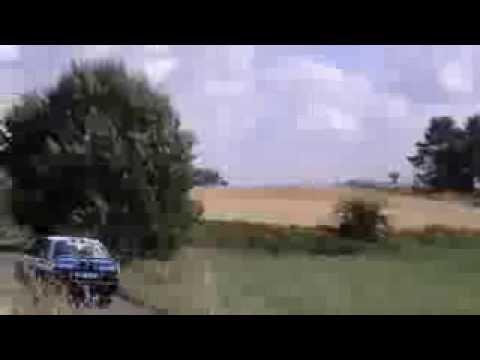 Jiří Jírovec - Jiří Horák, BMW M3 crash - Rally Pačejov