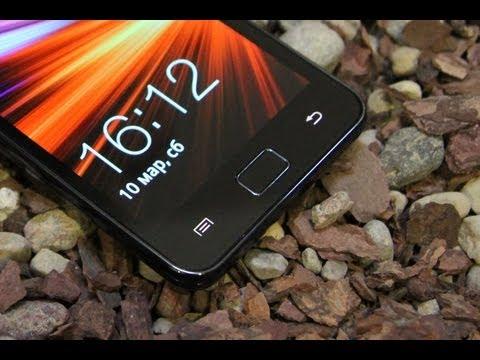 Обзор Samsung Galaxy S II i9100