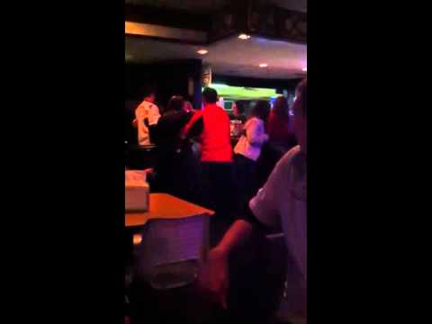 Pheasant Lanes karaoke dance