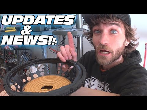 NEW BUILD.. TRUCK!?! EXO Car Audio Sound System Updates & QUICK Solder vs Crimp Question