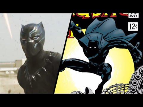 Marvel's Civil War: Meet Black Panther