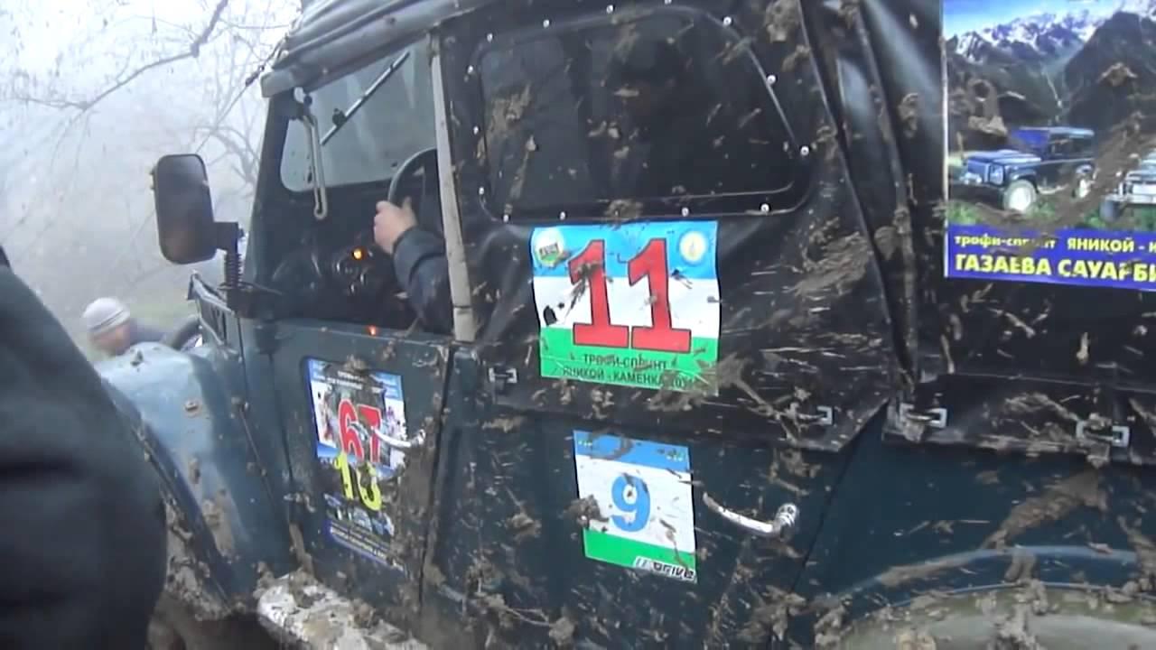 Заводим УМЗ 421 нарушая технику безопасности little fire show)