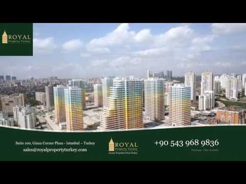Royal Diamond – Başakşehir – Home For Sale Istanbul, Turkey - Starts From $178,000