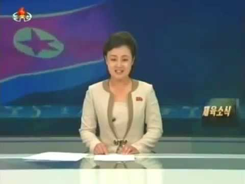 Unbelievable: North Korea TV says its National team Won the World Cup!