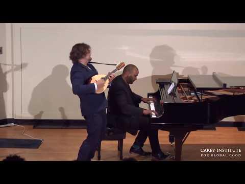 Mikael Darmanie & Vincent Beer-Demander Catskill High Peaks Music Festival
