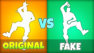 ORIGINAL Take the L vs Take the L V3..! (FREE Emote) Fortnite Battle Royale