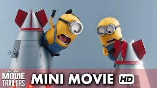 MINIONS Mini Movie 'The Competition' (HD)