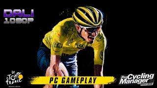 Pro Cycling Manager 2016 Le Tour de France PC Gameplay 60fps 1080p