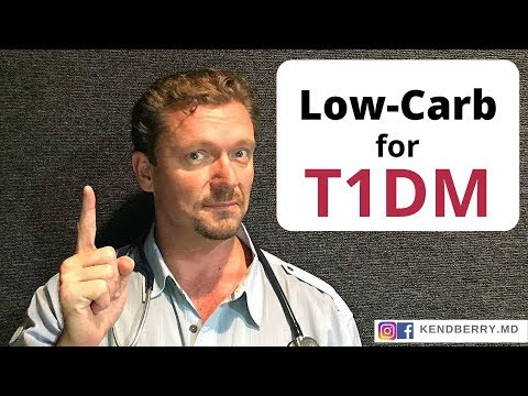 5 Steps for Type 1 Diabetics to start a Low-Carb Diet thumbnail