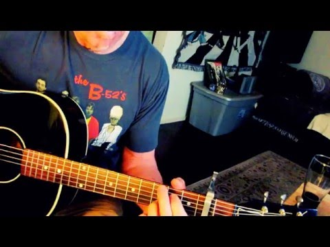 Speed Trap Town guitar chords Jason Isbell