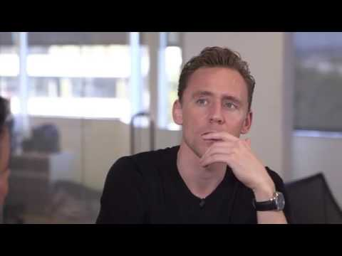 Tom Hiddleston Live Q&A at Variety headquarters