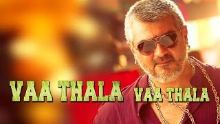 Vaa Thala | Happy Birthday #AjithKumar | Trend Music