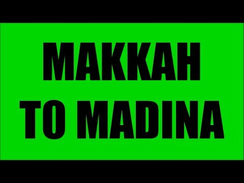 *Hajj Vlogger* - My Hajj Journey (Part 13) *MAKKAH TO MADINA*