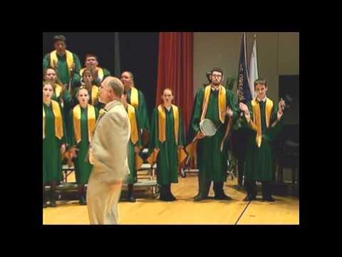 "2003 Cleveland High School ""A"" Choir - O Yo Yo"
