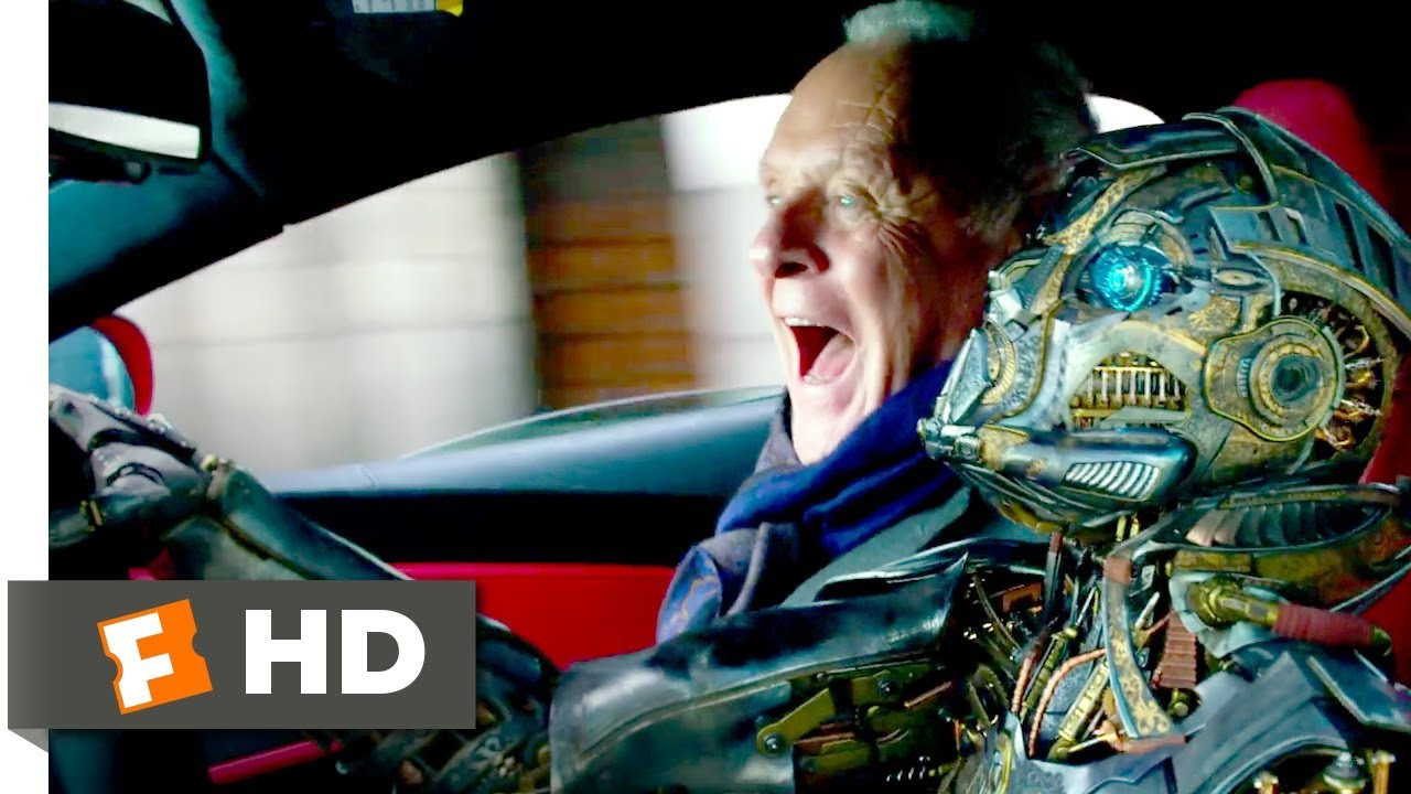 Download Transformers: The Last Knight (2017) - Robot Road Rage Scene (6/10) | Movieclips