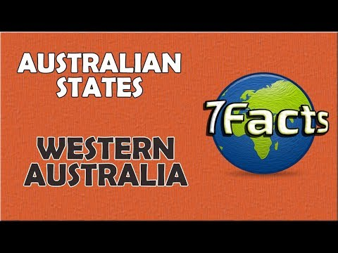 7 Facts about Western Australia