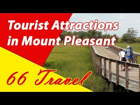List 8 Tourist Attractions in Mount Pleasant, South Carolina | Travel to United States