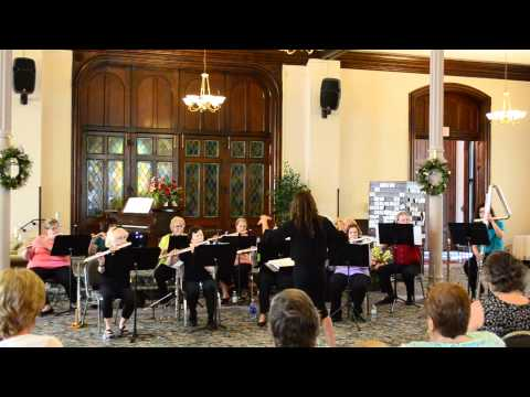 1812 Overture  Indy Winds Flute Choir