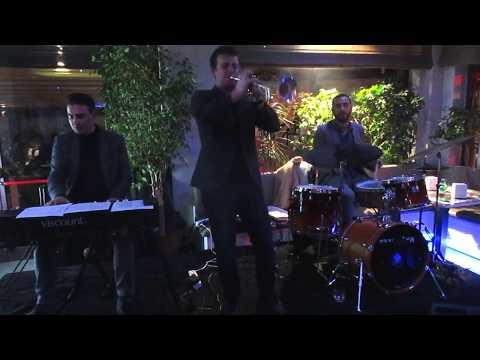 2018-03-21 Notte Jazz al MiSvago con Benny Benack III from NY, Elio Coppola e Antonio Capasso