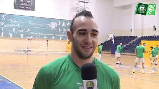 Futsal: Antevisão Rio Ave FC x AD Modicus