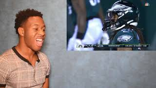 Seahawks vs. Eagles Wild Card Round Highlights | NFL 2019 Playoffs REACTION