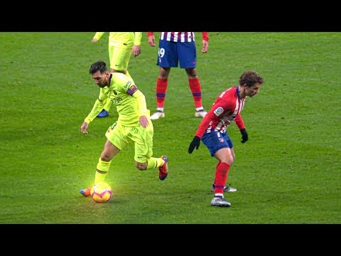 This is why Lionel Messi is the best player in the world... - HD