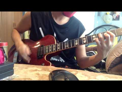 ONE OK ROCK - Listen Feat. Avril Lavigne GUITAR COVER by hideto