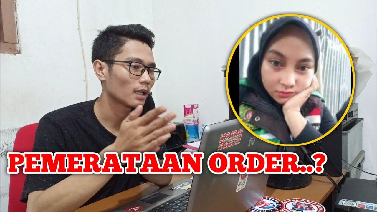 Sistem pemerataan order.?