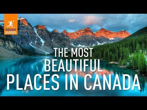 The most beautiful places in Canada – as voted by you