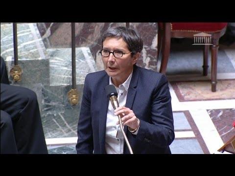 Valérie Fourneyron applaudie pour son retour à l'Assemblée -13/05
