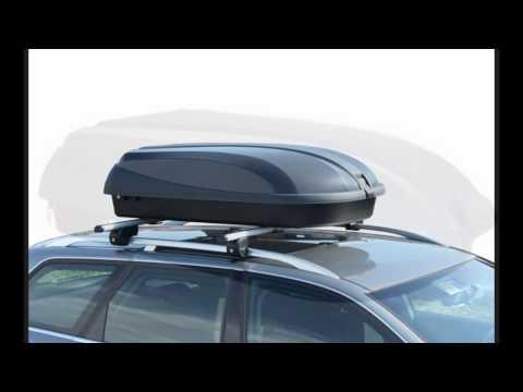 Μπαγκαζιέρες Οροφής Αυτοκινήτου από 120€