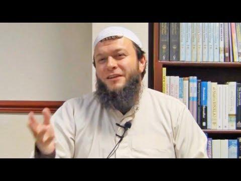 The Great Imam Malik - Abu Imran Al-Sharkasi