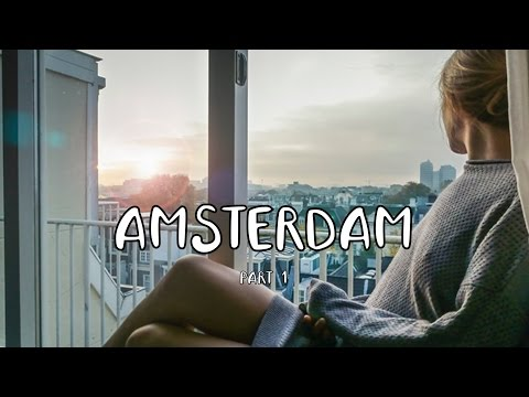 Travel to Amsterdam: Never sleeping city I Vlog I The Netherlands