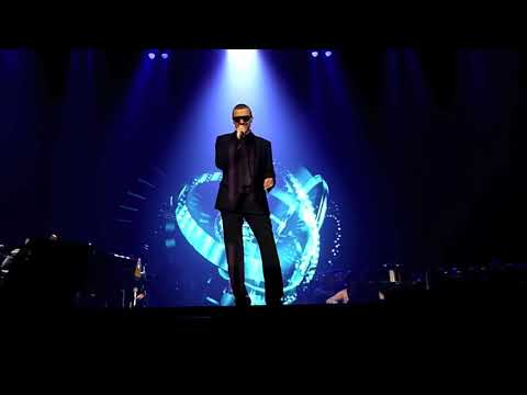 George Michael - Kissing A Fool - Live - Symphonica Tour - Crystal Clear - HD