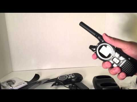 Motorola MR350R Unboxing