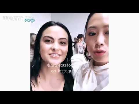 ALL the videos of Camila Mendes speaking portuguese    TODOS os vídeos da Camila falando português.
