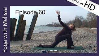 Yoga with Melissa 60: Your Organ Body: Heart and Lungs in HD