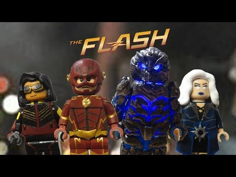 Lego CW Flash Season 3 Future Flash, Savitar, Killer Frost, Vibe ...